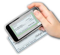 Mobile Deposit Check and Phone